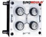 保温箱模具型芯